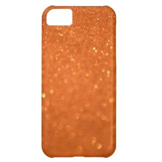 Coque iPhone 5C Parties scintillantes de Sunstone