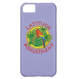 Coque iPhone 5C Perroquet d'ajustement de latitude
