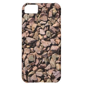 Coque iPhone 5C Pierres rocheuses