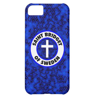 Coque iPhone 5C Saint Bridget de la Suède