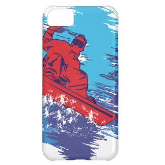 Coque iPhone 5C Surfeur frais