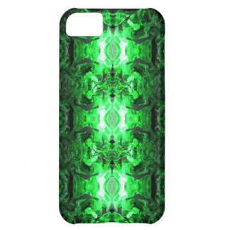 Coque iPhone 5C Tableau vert
