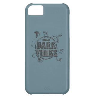 Coque iPhone 5C Temps d'obscurité du charme | de Harry Potter