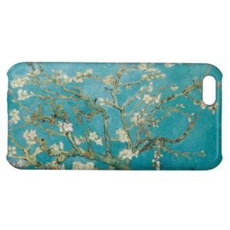 Coque iPhone 5C Vincent van Gogh, fleurs d'amande