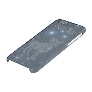 Coque iPhone 6/6S Bélier transparent
