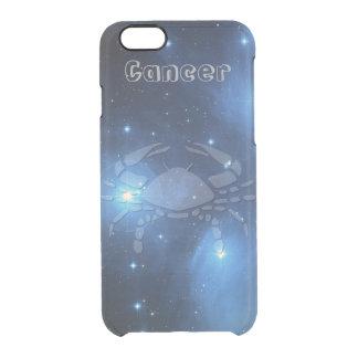 Coque iPhone 6/6S Cancer transparent