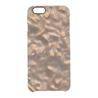 Coque iPhone 6/6S Chocolat volumineux