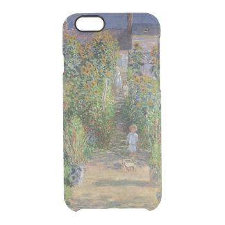 Coque iPhone 6/6S Claude Monet | le jardin de l'artiste chez