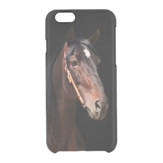 Coque iPhone 6/6S collection de cheval. Andalou