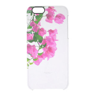 Coque iPhone 6/6S collection florale. lilas