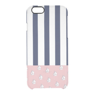 Coque iPhone 6/6S couverture nautique girly de l'iphone 6/6s