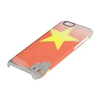 Coque iPhone 6/6S Drapeau brillant chinois