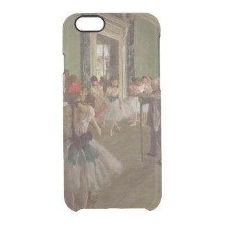 Coque iPhone 6/6S Edgar Degas | la classe de danse, c.1873-76