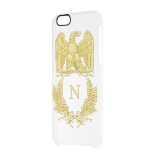 Coque iPhone 6/6S Emblème de Napoleon Bonaparte