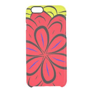 Coque iPhone 6/6S Espagnol Flor