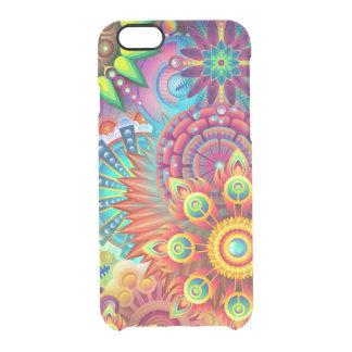 Coque iPhone 6/6S Fleurs colorées
