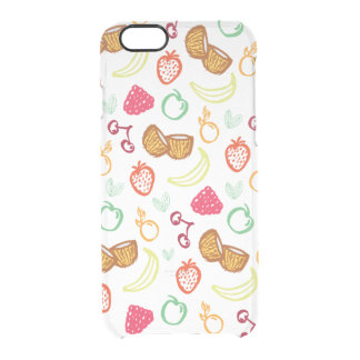 Coque iPhone 6/6S Fruit tropical de noix de coco