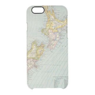 Coque iPhone 6/6S La Nouvelle Zélande 4