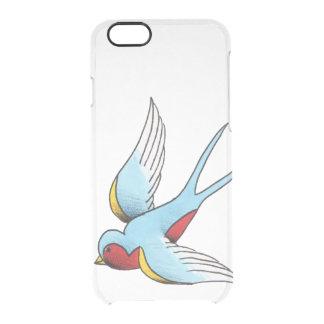 Coque iPhone 6/6S L'hirondelle nautique