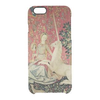 """Coque iPhone 6/6S Madame et la licorne : """"Vue"""" 2"""