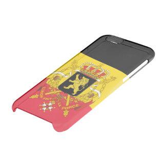 Coque iPhone 6/6S Manteau des bras belge