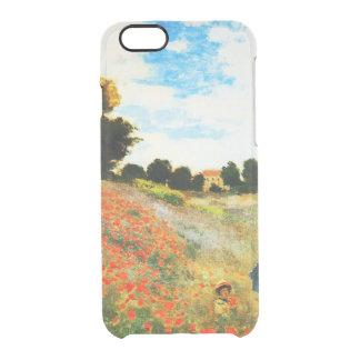 Coque iPhone 6/6S Monet-Pavots de Claude à Argenteuil