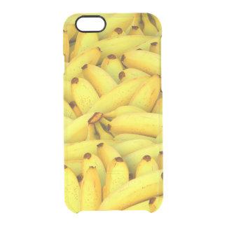 Coque iPhone 6/6S photo fraîche de fruit de bananes d'été