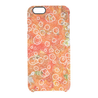 COQUE iPhone 6/6S PLAISIR ORANGE