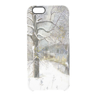 Coque iPhone 6/6S pont d'hiver