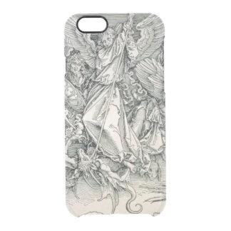 Coque iPhone 6/6S St Michael luttant avec le dragon