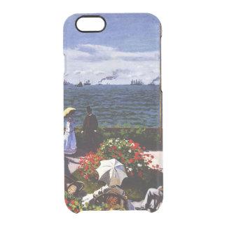 Coque iPhone 6/6S Terrasse de Claude Monet-The chez Sainte-Adresse