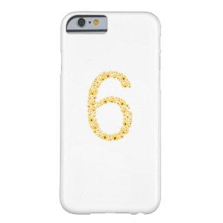 Coque iPhone 6 Barely There 6ème Anniversaire Emoji 2011 drôle pour des filles