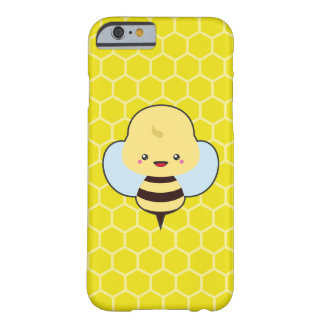 Coque iPhone 6 Barely There Abeille de Kawaii
