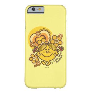 Coque iPhone 6 Barely There Aimez les fleurs du soleil | et les colorez
