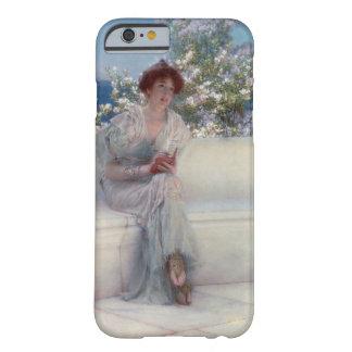 Coque iPhone 6 Barely There Alma-Tadema   l'année est au ressort
