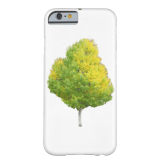 Coque iPhone 6 Barely There Arbre jaune d'Aspen
