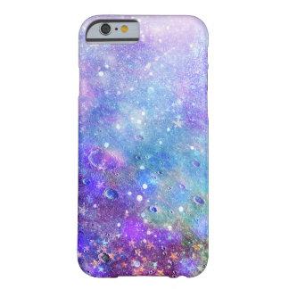 Coque iPhone 6 Barely There Arrière - plan abstrait coloré de cosmos