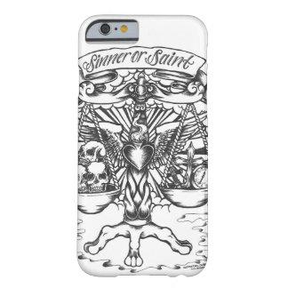 Coque iPhone 6 Barely There Art de tatouage de vieille école par SweetpieArt