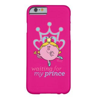 Coque iPhone 6 Barely There Attente de mon prince