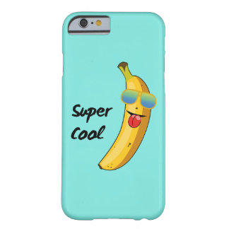 """Coque iPhone 6 Barely There """" Banane drôle fraîche """"superbe"""