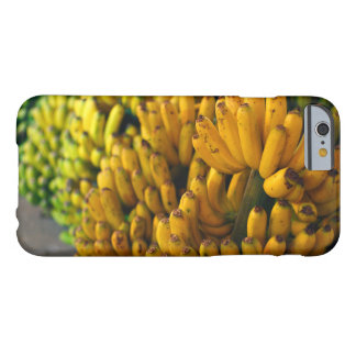 Coque iPhone 6 Barely There Bananes la nuit