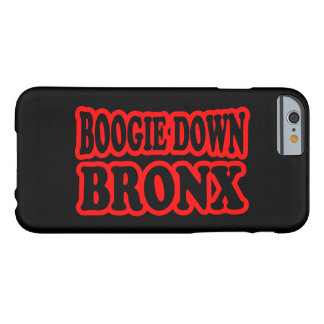 Coque iPhone 6 Barely There Boogie vers le bas Bronx, NYC