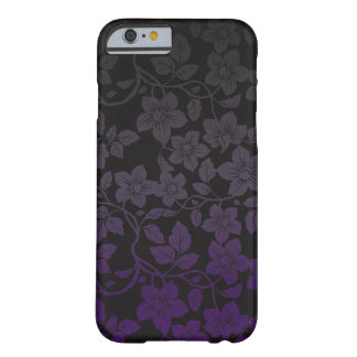 Coque iPhone 6 Barely There Brume pourpre
