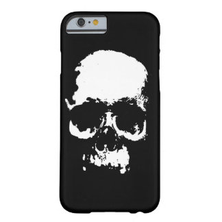Coque iPhone 6 Barely There Caisse de crâne