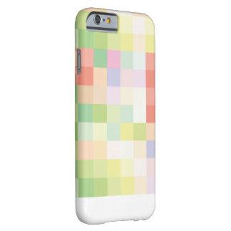 Coque iPhone 6 Barely There Caisse verte colorée de l'iPhone 6/6s de ressort