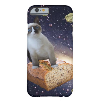 Coque iPhone 6 Barely There cake à la banane KAT