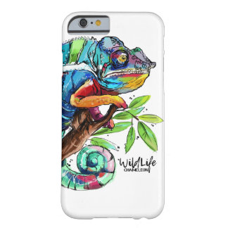"Coque iPhone 6 Barely There ""Caméléon """