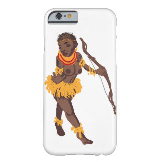 Coque iPhone 6 Barely There Cas africain de l'iPhone 6 de légendes