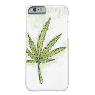 Coque iPhone 6 Barely There Cas de fines herbes de téléphone