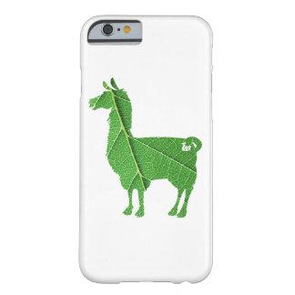 Coque iPhone 6 Barely There Cas de lama de feuille